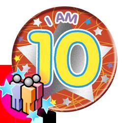 Happy 10th Birthday Haiku !